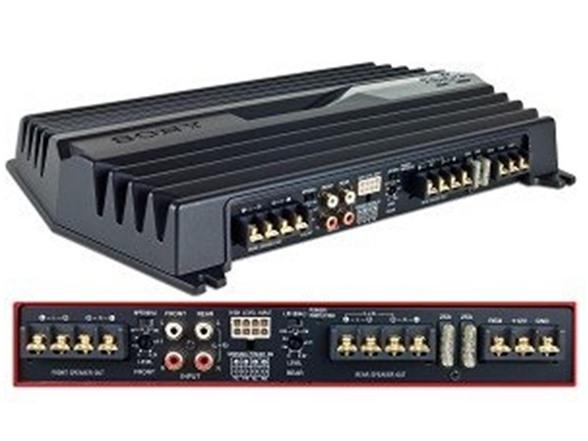 sony 600w 4 3 channel car stereo amplifier rh woot com Sony Xplod Wiring Harness sony xplod xm-gtx6040 specs