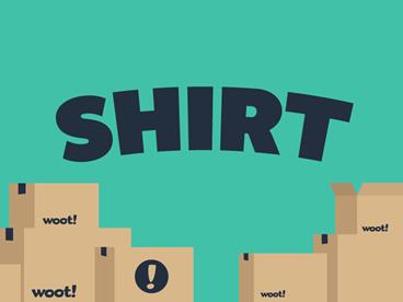 Shirt Liquidation Sale