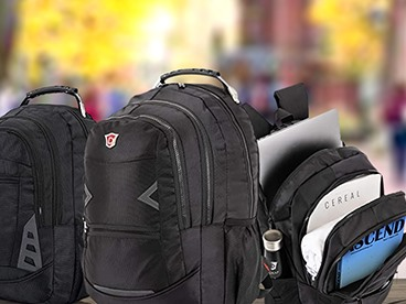 Dukap and InUSA Laptop Backpacks