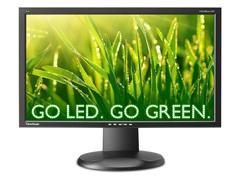 """24"""" 1080p Full-HD LED Monitor"""