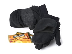 HotHands Heated Mitten, Black