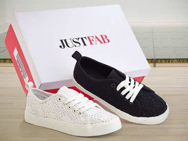 Just Fab Sneakers