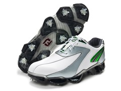 XPS-1 Golf Shoe - White/Green