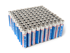 """AAA"" Alkaline Batteries - 100 Pack"