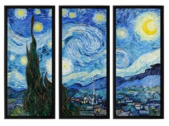 Van Gogh Starry Night (2-Sizes)