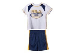 Boys Tee & Short Set - Football