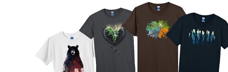 Category Spotlight: Nature T-Shirts