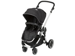 Racing Black Click 'n Move 3 Stroller