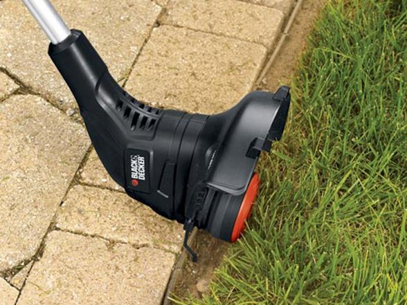 black and decker automatic feed spool instructions