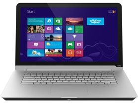 "VIZIO 15.6"" Full-HD Intel i7 1TB Notebook"