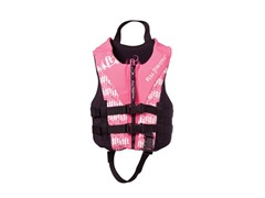 Child Flex-Back Watersport Vest - Pink