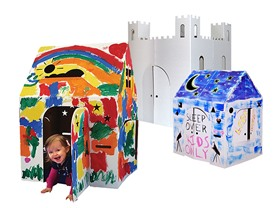 Easy Playhouses - Your Choice!