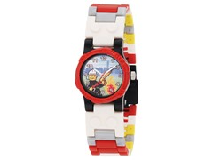 City Fireman Watch w/Minifigure