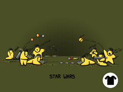 Star Wars… Literally