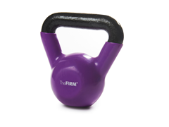 The FIRM 5-Pound Kettle Bell Kit w/ DVD