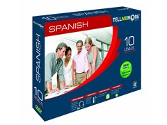 Tell Me More Ver 10 - Spanish