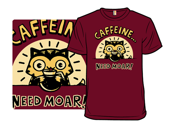 Moar Catffeine American Apparel XQJ7226i