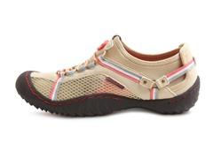 Tahoe Sneakers - Sand/Coral/Petal