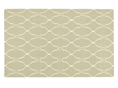 Fallon Flatweave Sage Green- Multiple Sizes