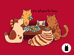 Settler Cats Unisex Poly Cotton Tank