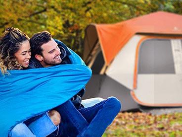 inTEN(T)se Camping Deals
