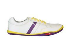 White/Purple/Yellow (Size 7.5)