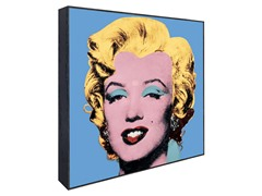 Shot Blue Marilyn (2 Sizes)