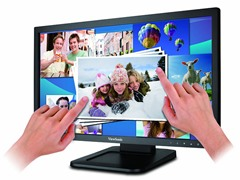 "22"" 1080p Multi-Touch LED Monitor"