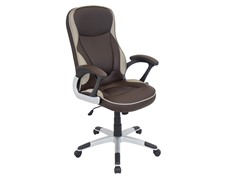 Lumisource Storm Office Chair- Brown