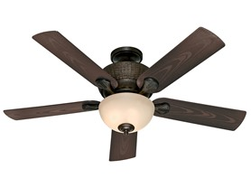"Hunter 52"" Indoor/Outdoor Ceiling Fan"