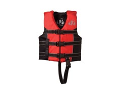 Child Nylon Water Sports Vest - Red