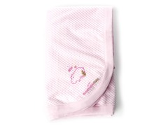 Breathable Baby Blanket - Pink
