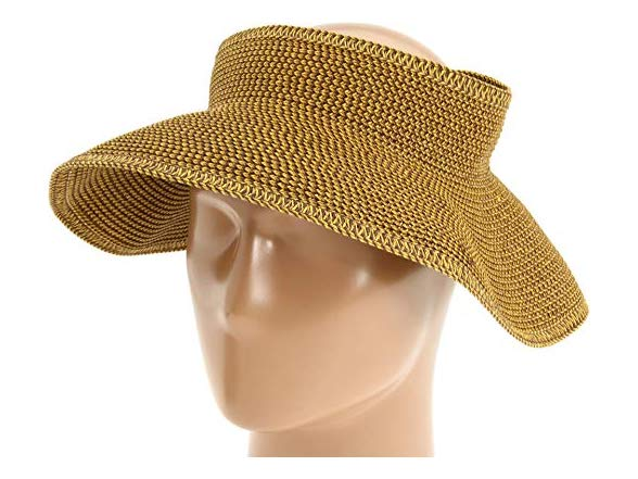 Image of Womens Sun Hat Visor One Size