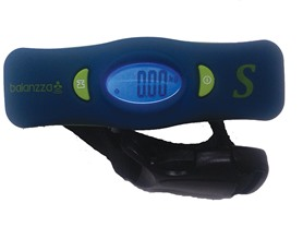 Mini Digital Luggage Scale - Blue