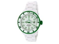 Women's Fluo Aluminum Watch