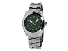 Armor Swiss Quartz Watch, Green