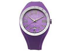 Men's BOX 40 VIOLET Purple Dial Watch