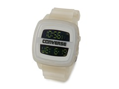 Remix White Digital Watch