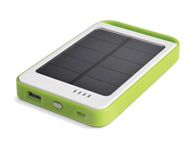 Cobra Compact 6000mAh Solar USB Power Pack