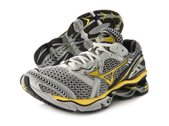 Mizuno Wave Creation 12 - White/Yellow