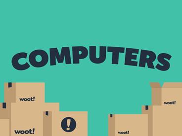 Computer Liquidation Sale