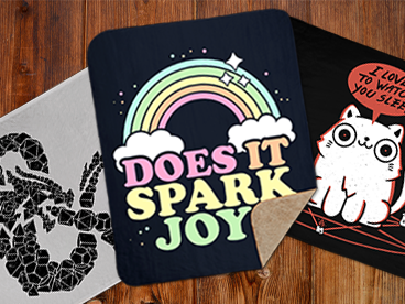 Spark Joy with a New Blanket!