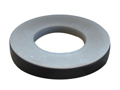Vessel Sink Mounting Ring, Rubbed Bronze