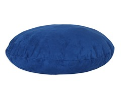 "36"" Round Pet Bed - Royal Blue"