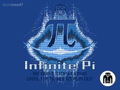 Infinite Pi Zip Hoodie