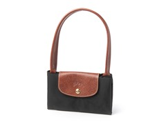 Longchamp Le Pliage Shopping Handbag, Black