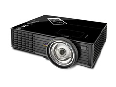 ViewSonic 3000Lm WXGA Short-Throw DLP Projector