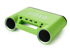 Rukus Bluetooth Sound System - Green