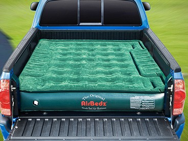 Airbeds for Your Car, Truck, or Tent