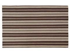 Farmhouse Stripes - Mocha - 4 Sizes